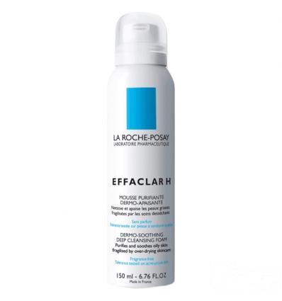 La Roche-Posay Effaclar H mousse purificante 150ml