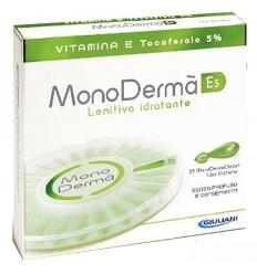 Monoderma E5 lenitiva idratante 28 uso esterno