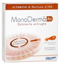 Monoderma A15 esfoliante antirughe 28 uso esterno
