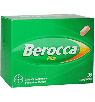 Berocca plus 30cpr