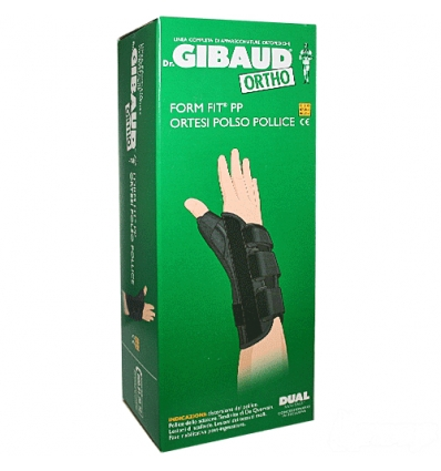 Dr. Gibaud Ortho form fit pp ortesi polso pollice tg.02 sx