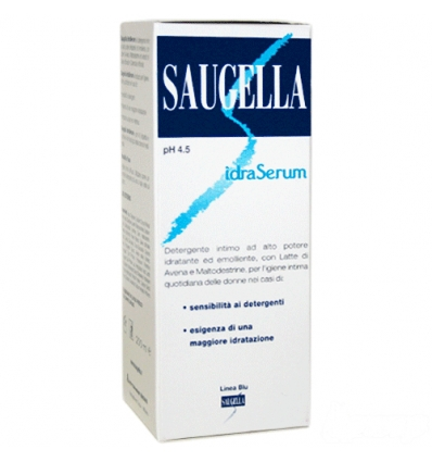 Saugella Idraserum 200ml