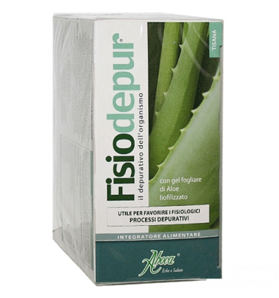 Aboca Fisiodepur tisana 20 filtri