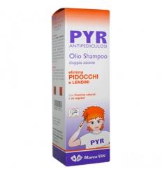 PYR olio shampoo 150ml