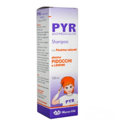 PYR shampoo 100ml