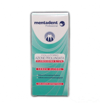 mentadent Collutorio azione prolungata 200ml