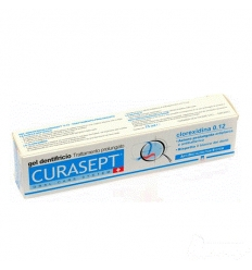 Curasept dentifricio gel clorexidina 0,12 75ml