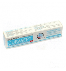 Curasept dentifricio gel clorexidina 0,05 75ml