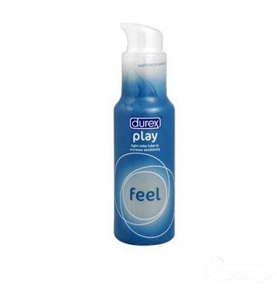 durex Lubrificante Top gel feel 50ml