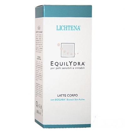 Lichtena Equilydra latte corpo 200ml