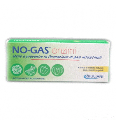 Giuliani No-gas enzimi 30cpr