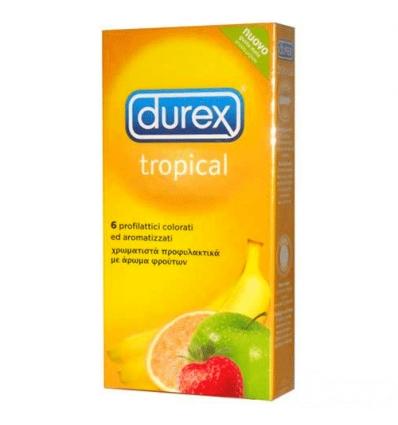 durex Profilattici Tropical 6pz
