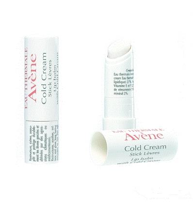 Avene Eau Thermale Cold Cream stick labbra 4g