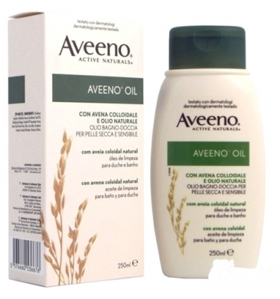 Aveeno oil 250ml