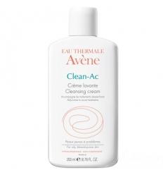Avene Eau Thermale Clean-Ac crema detergente 200ml