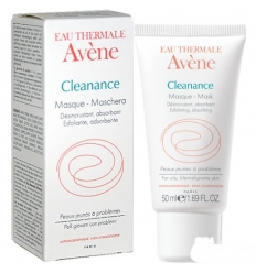 Avene Eau Thermale Cleanance maschera purificante 50ml