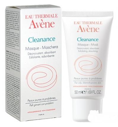 Avene Eau Thermale Cleanance maschera purificante 50m