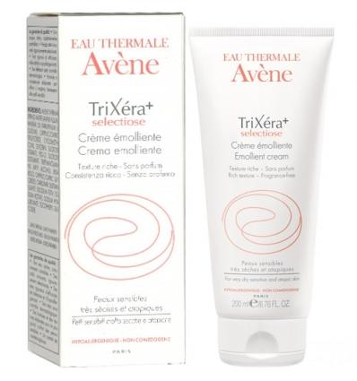 Avene Eau Thermale Trixera+ crema emolliente 200ml