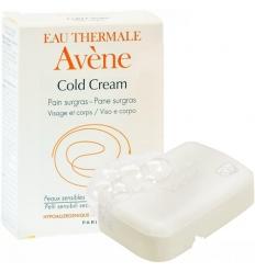 Avene Cold Cream pane surgras senza sapone 100g