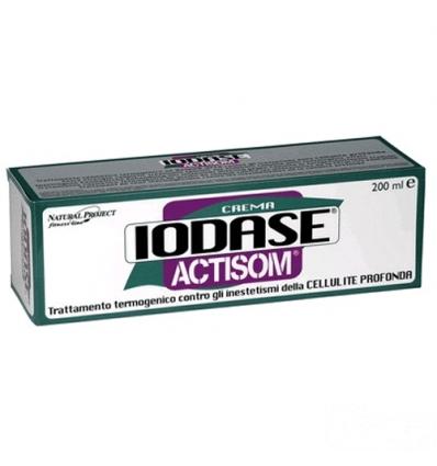 Iodase Actisom tubo 200ml