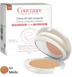 Avene Couvrance crema compatta colorata 04 miele 9.5g