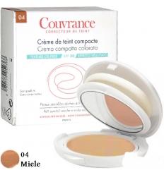 Avene Couvrance crema compatta oil free 04 miele 9.5g