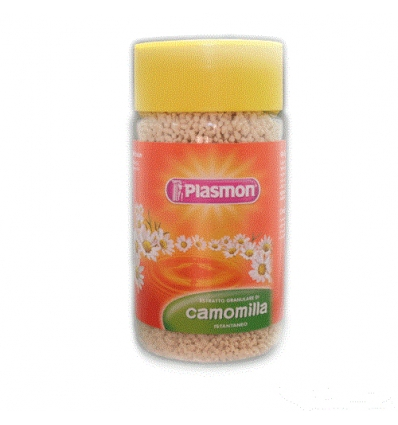 Plasmon Camomilla granulare 360g