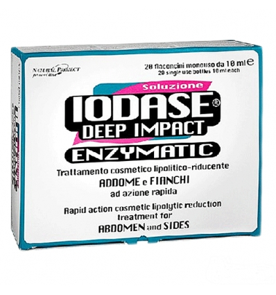 Iodase Deep Impact Enzymatic 20 flaconi