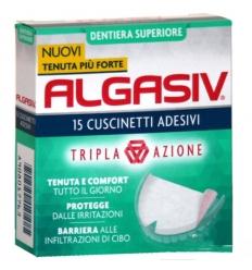 Algasiv cuscinetti adesivi superiore 15pz