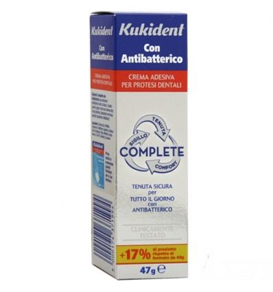 Kukident con antibatterico 47g