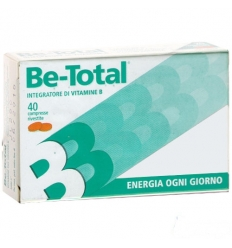 Be-Total plus 40cpr promo