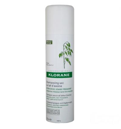 Klorane shampoo secco extra dolce 150ml
