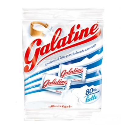 Galatine busta 50g latte