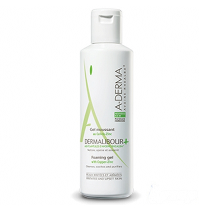 A-Derma Dermalibour+ gel detergente 250ml