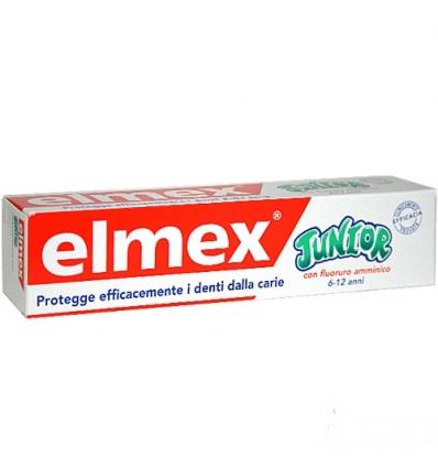 elmex dentifricio Junior 75 ml