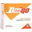 DaiGo magnesio e potassio 10bst arancia
