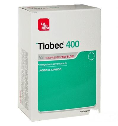 Tiobec 400 retard 40cpr