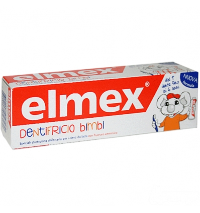 elmex dentifricio bimbi 50ml