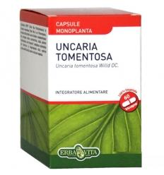 ErbaVita Uncaria tomentosa 60vcps