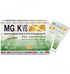 MG.K VIS Magnesio Potassio 14 buste te verde
