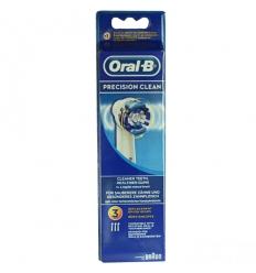 Oral B testina di ricambio EB20 precision clean 3pz