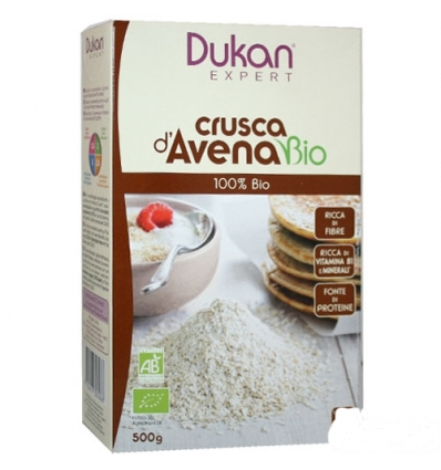 Dukan Expert Crusca di Avena bio 500gr