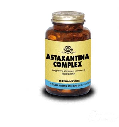Solgar Astaxantina complex 30 perle
