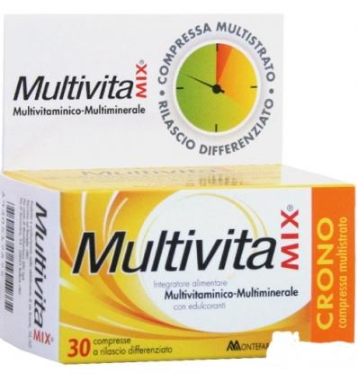 Multivitamix 30cpr
