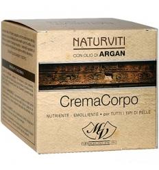 NaturViti Crema corpo argan 200ml