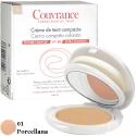 Avene Couvrance crema compatta colorata 01 porcellana 9.5g