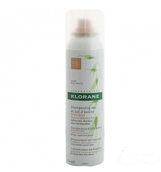 Klorane shampoo secco capelli colorati 150ml