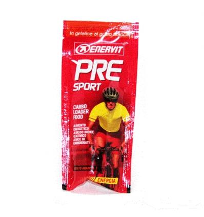 ENERVIT Pre sport gelatina 45g arancia
