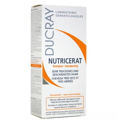Ducray Nutricerat shampoo capelli molto secchi 200ml
