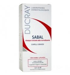 Ducray Sabal shampoo capelli grassi 125ml